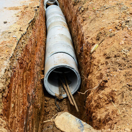 commercial sewer line repair